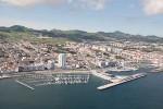 Ponta Delgada mit einer der landesweit höchsten Kriminalitätsrate