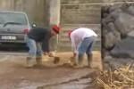 Unwetter an Weihnachten sorgen erneut für Überschwemmungen