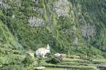 6 Familien wohnen in Ponta da Faja Grande