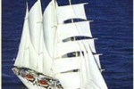 Royal Clipper zu Gast in Ponta Delgada