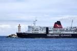 Express Santorini kommt zu Tests nach Lissabon