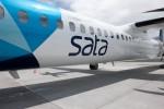Passagier stirbt an Bord von SATA-Maschine