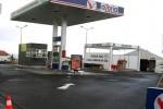 Neue Azoria Tankstelle in Ribeirinha