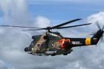 PUMA Kampfhubschrauber beenden nach 34 Jahren Präsenz auf den Azoren