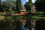 Jardim do Palacio de Sant'Ana ab September wieder geöffnet