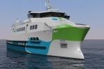 Atlanticoline definiert neue Anforderungen für Triangulo-Fähren
