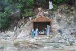 Weihnachtskrippe in Furnas  ab 7. Dezember