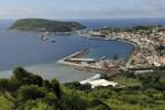 Bucht von Horta gehört zu den schönsten der Welt