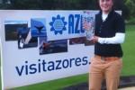 Marieke Nivard gewinnt I. Acores Ladies Open