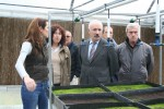 Baumschule von Furnas mit 15.000 Besuchern pro Jahr