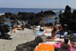 Azoren mit 58 offiziellen Badestellen in 2012