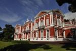 Jardim do Palacio de Sant'Ana in Ponta Delgada mit Sommer-öffnungszeiten