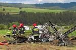 2 Tote bei Absturz von Ultralight-Flugzeug