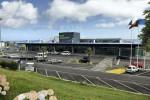 Flughafen in Horta wieder gereinigt und tankbereit