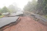 Unwetter sorgt auf den Azoren für viele Schäden