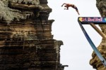 Champion Gary Hunt siegt bei Red Bull Cliff Diving auf den Azoren