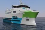 Erstes neues Fährschiff für Zentralgruppe kommt noch 2013