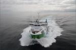 Neue Atlanticoline-Fähre auf dem Weg nach Horta