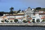 Wasser in Horta stark belastet