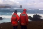 54 Jahre alter Mann stürzt ins Meer und stirbt