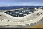 Neuer Hafen von Rabo de Peixe fertig gestellt