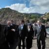 Neuer Hafen von Povoacao eröffnet