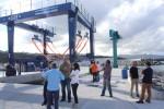 Rabo de Peixe bekommt neuen Schiffslift