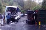 Unfall mit Omnibus fordert 1 Todesopfer