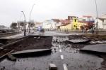 Heftiger Wintersturm verursacht auf den Azoren Millionenschaden