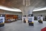 Besucherzentrum am Capelinhos 2015 an der Spitze der Region