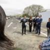 Neuer kostenfreier Parkplatz in Ponta Delgada