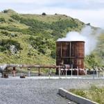 Geothermie-Brunnen auf Terceira; Foto: Roman Martin