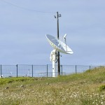 ESA Station auf Santa Maria; Foto: Roman Martin