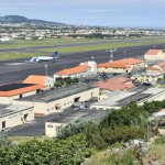 Flughafen in Lajes/Terceira; Foto: Roman Martin