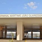 Fährterminal Joao Quaresma in Madalena