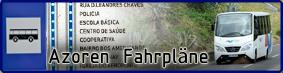 Fahrpläne für Bus und Fähre auf den Azoren